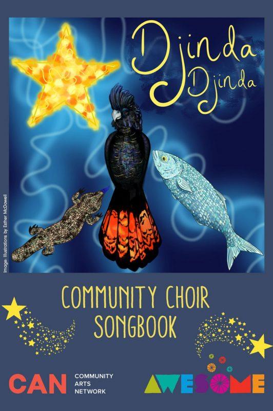 Djinda Djinda Community Choir Songbook
