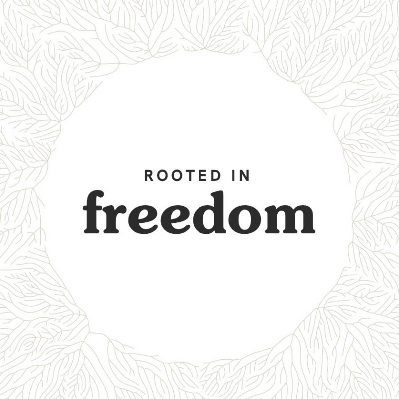 Rooted in Freedom