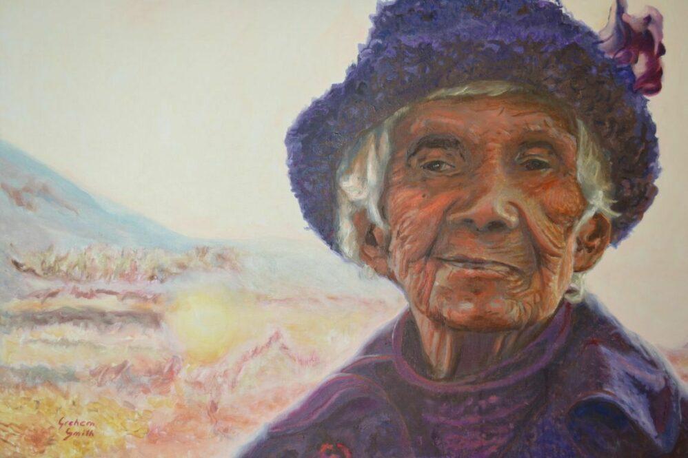 Portrait by graham smith web