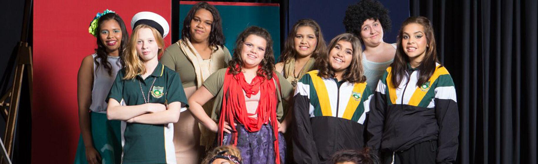 Noongar Pop Culture Fashion Design