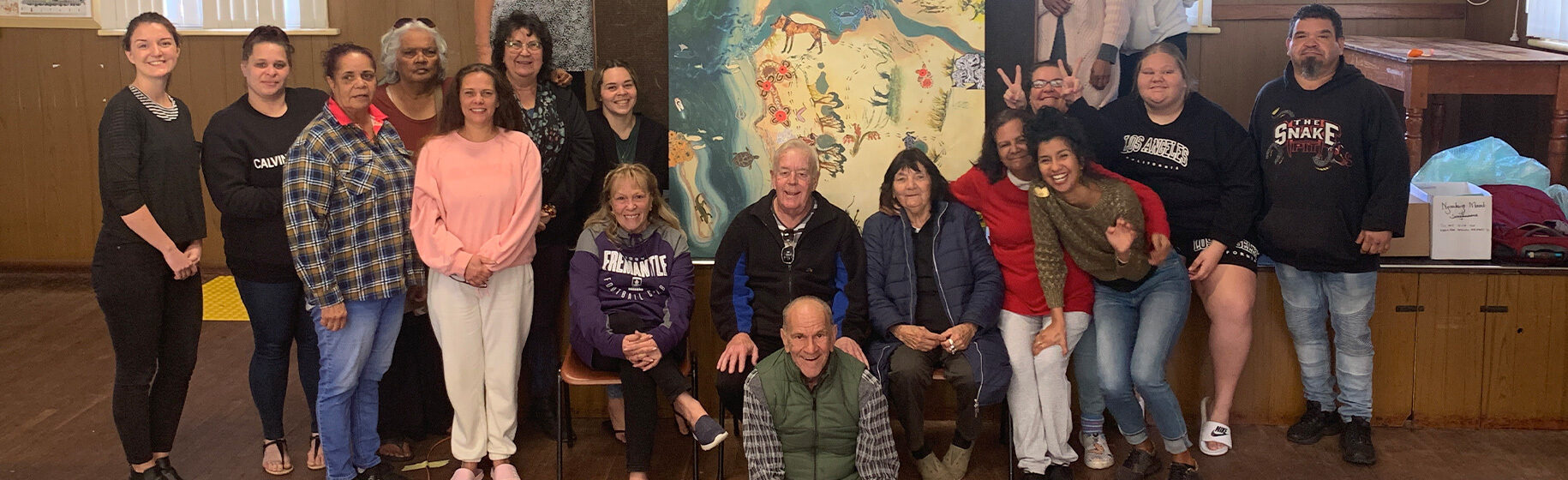 Voices of Walyalup