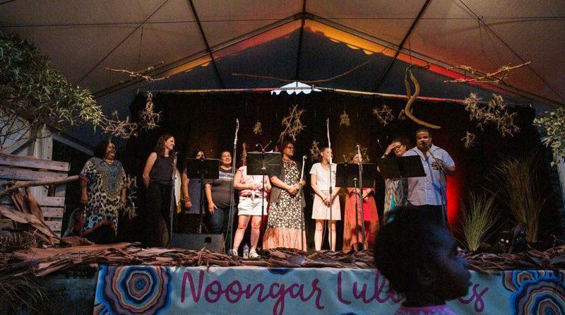 Launching Ngaalang Moort