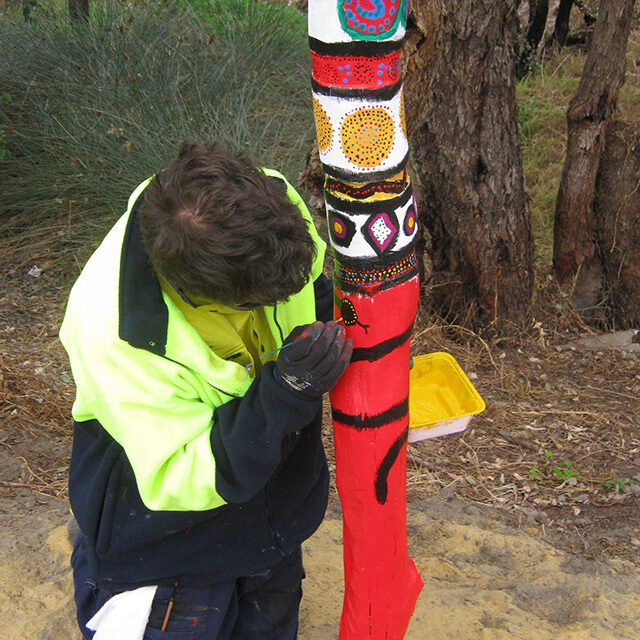 NARROGIN POLES Project Overview Mobile